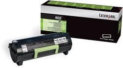 Lexmark 60F2000 return program  toner zwart 2500 afdrukken