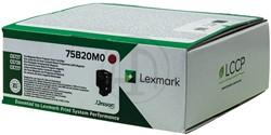 75B20M0 LEXMARK CS727 TONER MAG RETURN 10.000pages