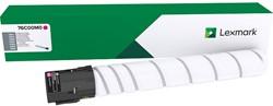 76C00M0 LEXMARK CS921 TONER MAGENTA ST 11.500pages standard capacity