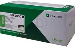 56F2000 LEXMARK MX521DE TONER BLACK 6.000pages return