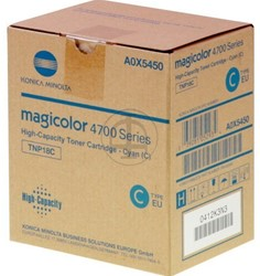 A0X5450 KON MC4750 TONER CYA 6000pages ISO19798 TNP18C