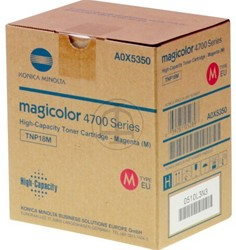 A0X5350 KON MC4750 TONER MAG 6000pages ISO19798 TNP18M