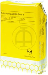 1070095116 OCE CW3700 TONER YELLOW 500gr Pearls