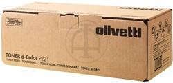 B0763 OLIV DCOLOR P221 TONER 5000pages black