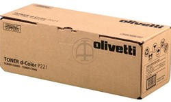 B0766 OLIV DCOLOR P221 TONER 4500pages cyan