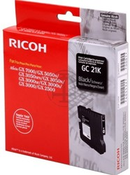 Ricoh inkcartridge GX-3000 black