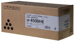 407318 RICOH SP4510DN CARTRIDGE BLACK type SP4500HE 12.000p extra high cap