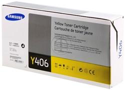 CLT406S toner geel Samsung