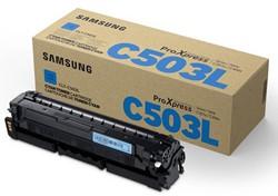 CLTC503L SAMSUNG C3060FR TONER CYAN 5000Seiten