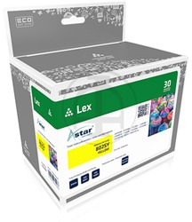 AS13082 ASTAR LEX. CX310 TONER YEL 80C2SY0/802SY 2000pages