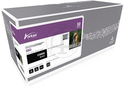 AS20030 ASTAR OKI C5850 TONER BLK 43865724 8000pages