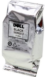 7Y743 DELL A940 INK BLACK 59210043 600pages/5%cov