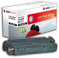 AGFA Photo toner Canon EP27 LBP3200  2500pages black
