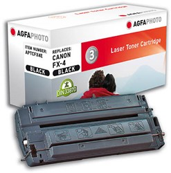 APTCFX4E AP CAN. FAX L800 BLACK FX4 4000pages