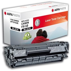 AGFA Photo toner CANON FX10 L100  2000pages black