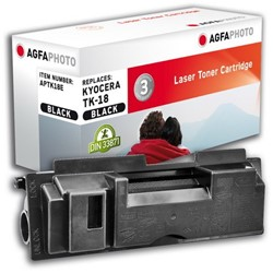 AGFA Photo toner Kyocera TK-18 Kyocera FS-1018 7200pages black