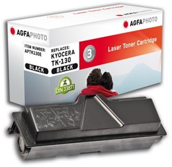 AGFA Photo toner Kyocera TK-130 Kyocera FS-1300 7200pages black