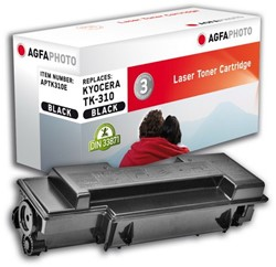 AGFA Photo toner Kyocera TK-310 Kyocera FS-2000 12.000pages black