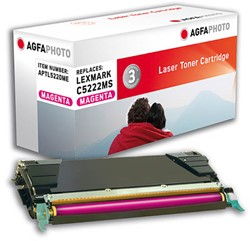 APTL5220ME AP LEX. C522 MAGENTA C5222MS 3000Seiten