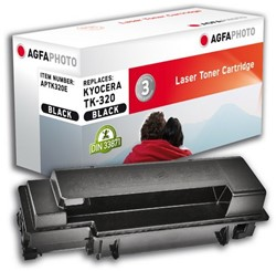 AGFA Photo toner Kyocera TK-320 Kyocera FS-3900 15.000pages black