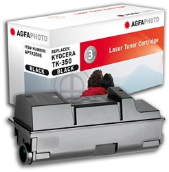 AGFA Photo toner Kyocera TK-350 Kyocera  FS-3920DN 15.000pages black