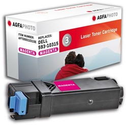 APTD59310315E DELL 2130CN TON 2500pages magenta