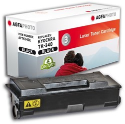 AGFA Photo toner Kyocera TK-340  Kyocera FS-2020  12000pages black