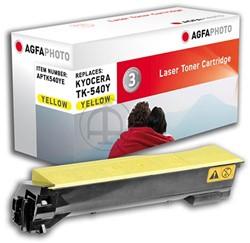 AGFA Photo toner Kyocera TK-540Y Kyocera FS-C5100DN  4000pages yellow