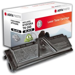 AGFA Photo toner Kyocera TK-160 Kyocera FS-1120D  2500pages black