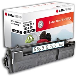 AGFA Photo toner Kyocera TK-440 Kyocera FS-6950DN  15.000pages black