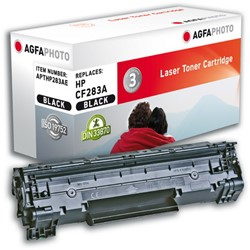 APTHP283AE AP HP. LJPROMFPM127 BLACK 1500Seiten ISO/IEC19752