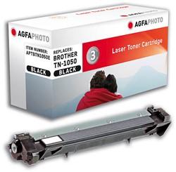 Brother TN-1050 compatible toner zwart AgfaPhoto