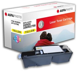 APTX2758E AP XER. PH6020 YELLOW 106R02758 1000pages