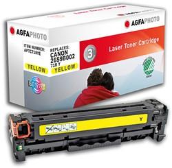 APTC718YE AP CAN. LBP7200 CARTR YEL 2659B002 / 718Y 3400Seiten