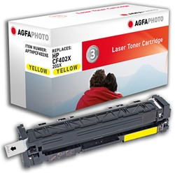 APTHPCF402XE AP HP CLJPROM250 CARTR YEL CF402X/201X 2300pages