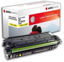 APTHPCF362XE AP HP LJM552 CARTR YEL CF362X/508X 9500pages