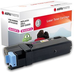 APTD11033E AP DELL 2150 TONER MAG 59311033 2500pages