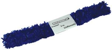 Bouhon froezelpapier donkerblauw