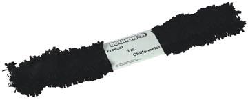 Bouhon froezelpapier zwart