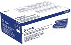 Brother DR-3400 drum origineel zwart 50.000pages