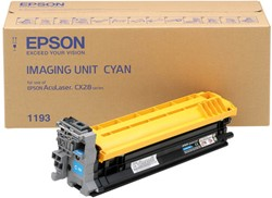 C13S051193 EPSON ALCX28DN OPC CYAN 30.000Seiten