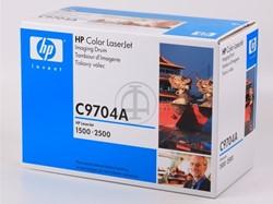 HP Drum HP C9704A Drum Kit, 20.000 Paginas ISO/IEC 19798 voor HP Color LaserJet 2500