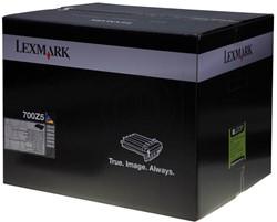 Lexmark 70C0Z50 toner imag cmyk 40.000 afdrukken