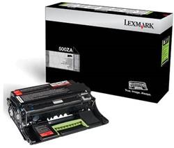 Lexmark 50F0ZA0 toner zwart 60.000 afdrukken 60.000Seiten 500ZA
