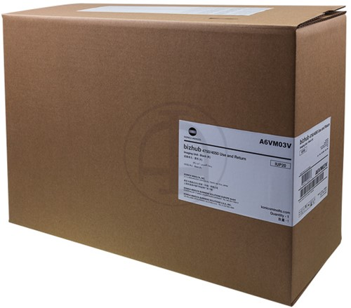 A6VM03V KONICA BIZHUB 4050 OPC BLACK 60.000pages IUP20 imaging unit return