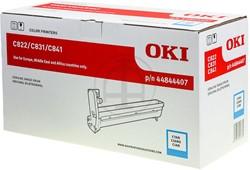 OKI C822 DRUM CYAAN 30.000pages