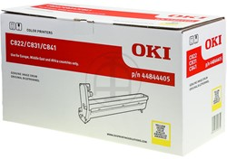 OKI C822 DRUM YELLOW 30.000pages