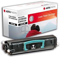 Lexmark compatible AgfaPhoto drum APTLE260X22GE 6.000 afdrukken