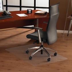 Bureaustoelmat voor harde vloer 119x75cm