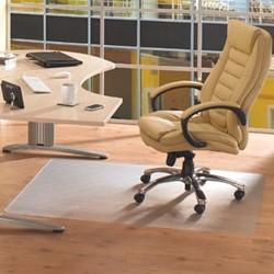 Bureaustoelmat 120x200cm voor harde vloer